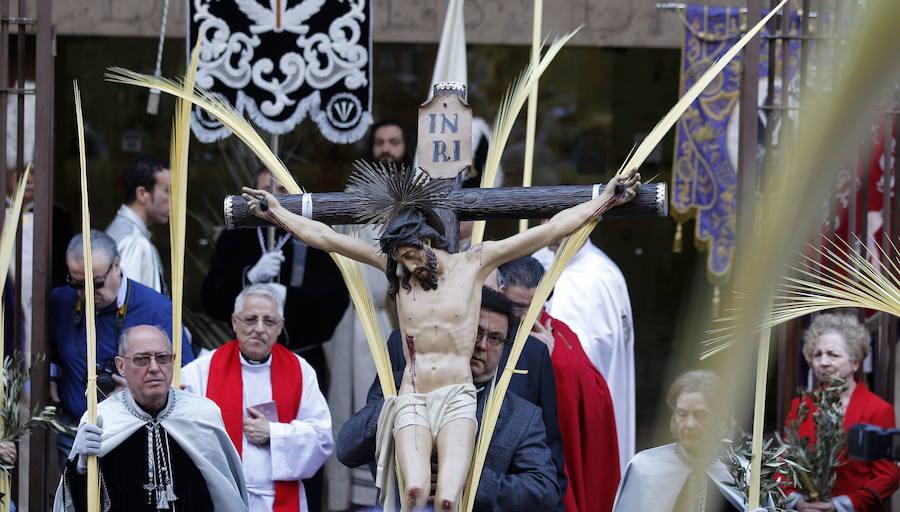Qué se celebra el Domingo de Ramos y qué significa la bendición de las palmas