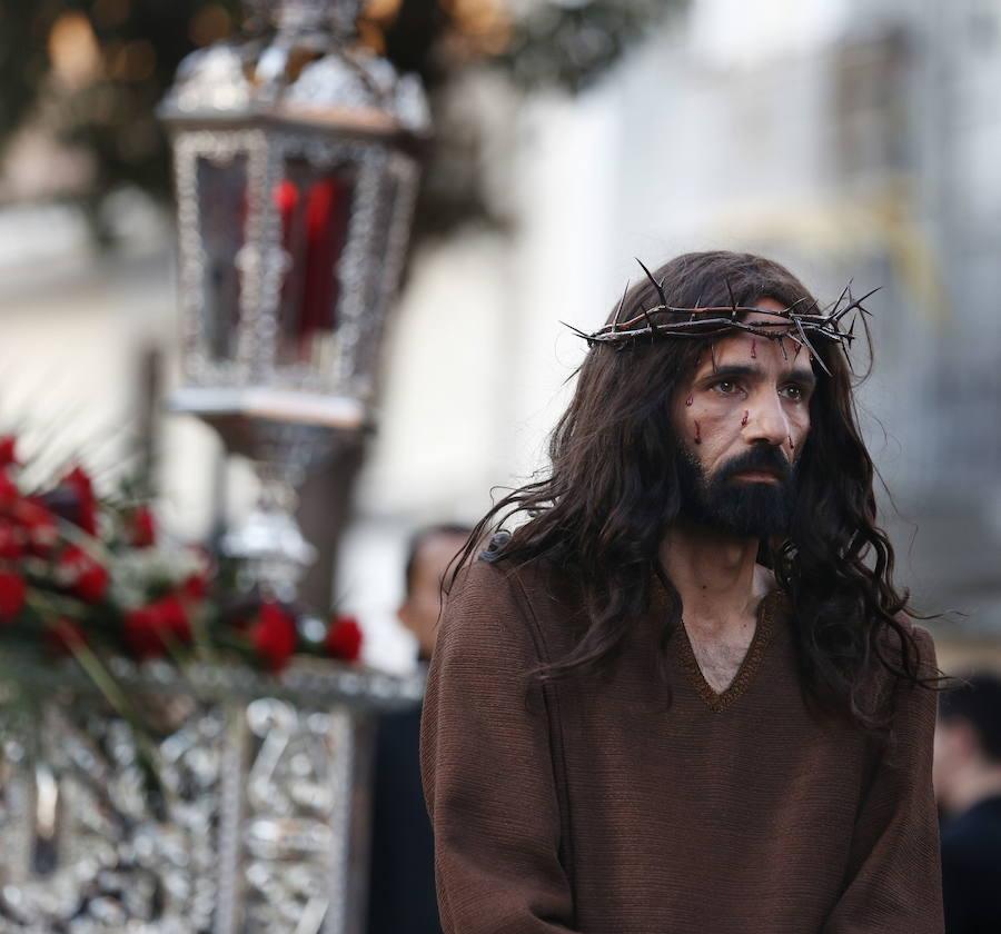 Viernes Santo en la Semana Santa Marinera 2019: horarios y procesiones en Valencia el 19 de abril