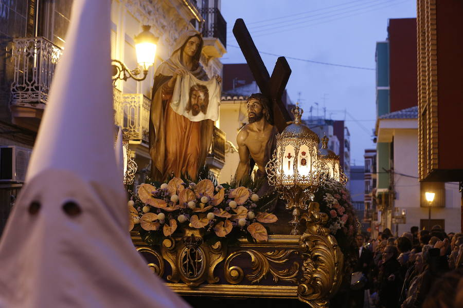 Miércoles Santo en la Semana Santa Marinera 2019: horarios y procesiones en Valencia el 17 de abril