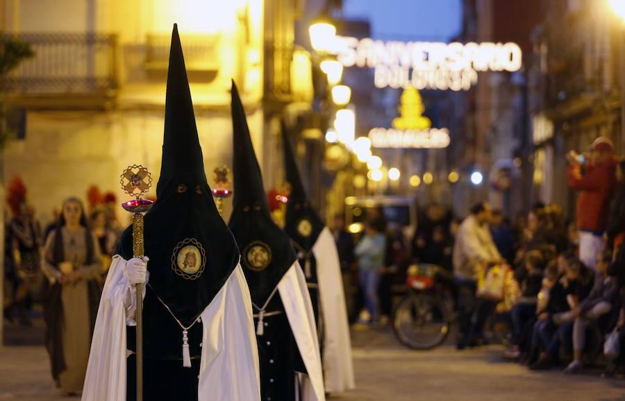 Lunes Santo en la Semana Santa Marinera 2019: horarios y procesiones en Valencia el 15 de abril