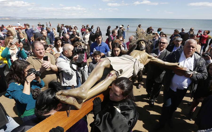 Domingo de Resurrección en la Semana Santa Marinera 2019: horarios y procesiones en Valencia el 21 de abril