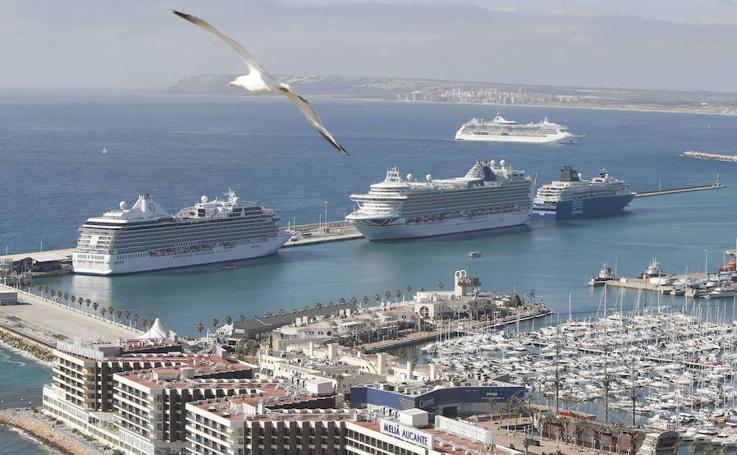 La Comunitat Valenciana, la tercera más visitada por los españoles en 2018