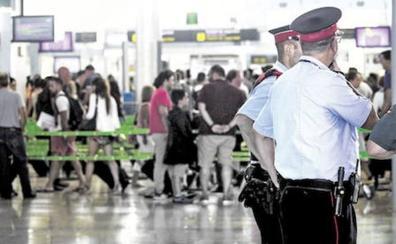 Amenaza de huelga en los aeropuertos para finales de la Semana Santa
