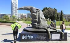 ¿Dónde están las esculturas de Harry Potter en Valencia?