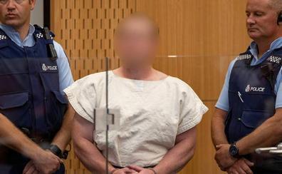 El atacante de las mezquitas en Nueva Zelanda enfrentará 50 cargos de asesinato