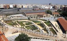 El Parque Central de Valencia acuerda la venta de solares y el final de las obras ferroviarias