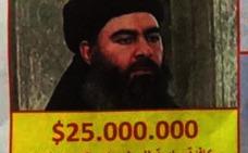 EE UU ponen precio a la cabeza del líder del Estado Islámico