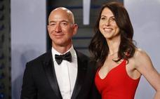 Así se han repartido la mayor fortuna del mundo Mackenzie y Jeff Bezos tras el acuerdo de divorcio