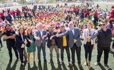 Más de 150.000 escolares celebran el Dia de l'Esport en la Comunitat