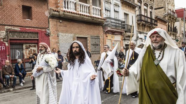 Los personajes bíblicos en Semana Santa: quién es quién en las procesiones del Domingo de Ramos