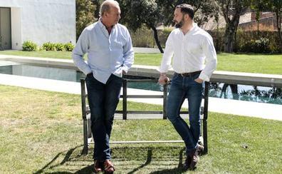 Santiago Abascal: «Me da igual lo que me digan»