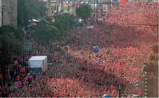 Valencia acoge este domingo la multitudinaria Carrera de la Mujer 2019