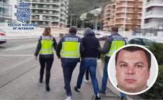 La Policía detiene en Cullera a un fugitivo millonario que huyó de Polonia