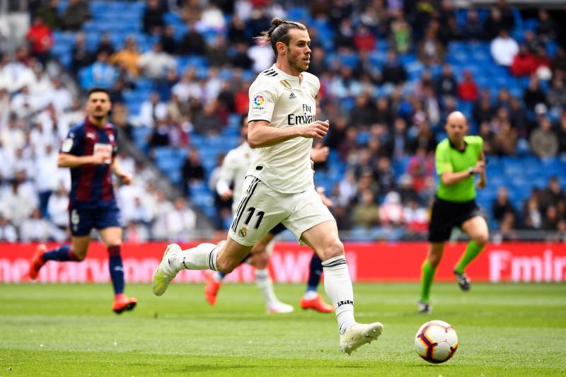 Las mejores imágenes del Real Madrid-Eibar