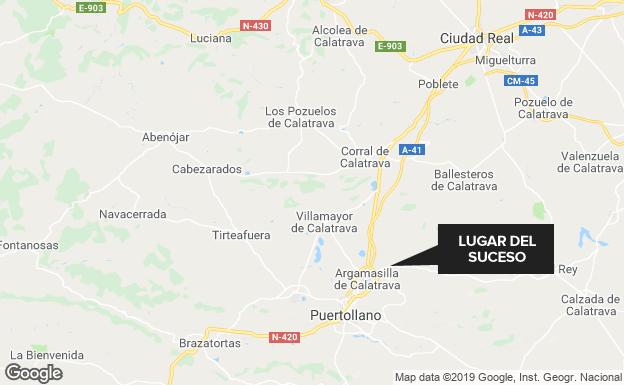 Investigan la muerte de un carnicero en Ciudad Real al resultar herido con un cuchillo