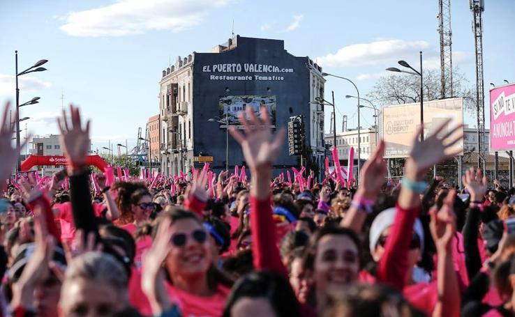 Carrera de la Mujer 2019 en Valencia
