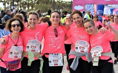 Búscate en la Carrera de la Mujer 2019 en Valencia