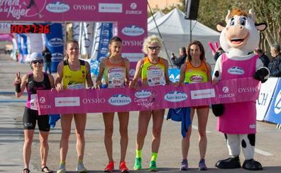 Marea rosa de récord en Valencia