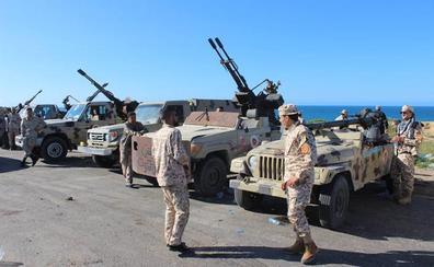 El primer ministro libio acusa a Francia de aprobar la ofensiva de Haftar contra Trípoli