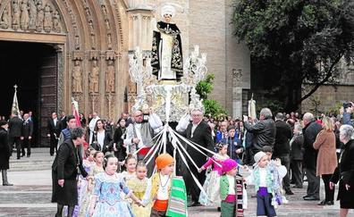El patrimonio de San Vicente Ferrer pisa Valencia