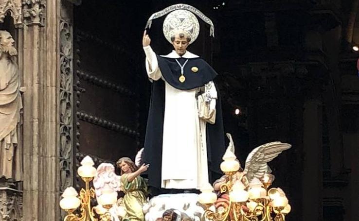 Procesión San Vicente Ferrer Valencia 2019