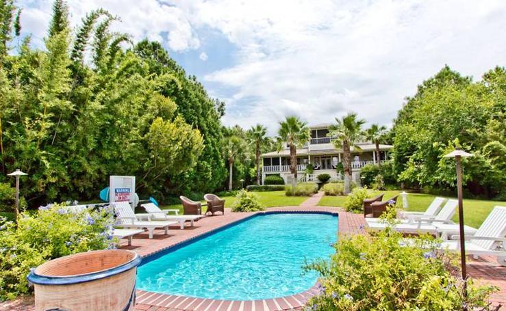 Así es la mansión que Sandra Bullock vende en la isla de Tybee