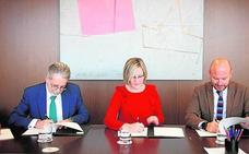 Generalitat y Diputación financiarán la estación de tren