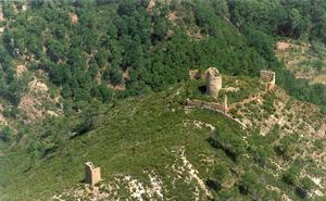 Entre las ruinas de la rebelión morisca a orillas del río Anna