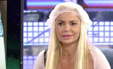 Así le ha quedado el cuerpo a Leticia Sabater después de operarse para parecerse a Madonna