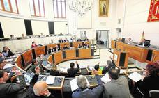 El pleno aprueba ayudas de 1.358.000 euros para el desarrollo económico
