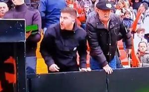 Multa de 2.500 € y 6 meses sin acceder a estadios por los insultos a Marcelino ante el Rayo