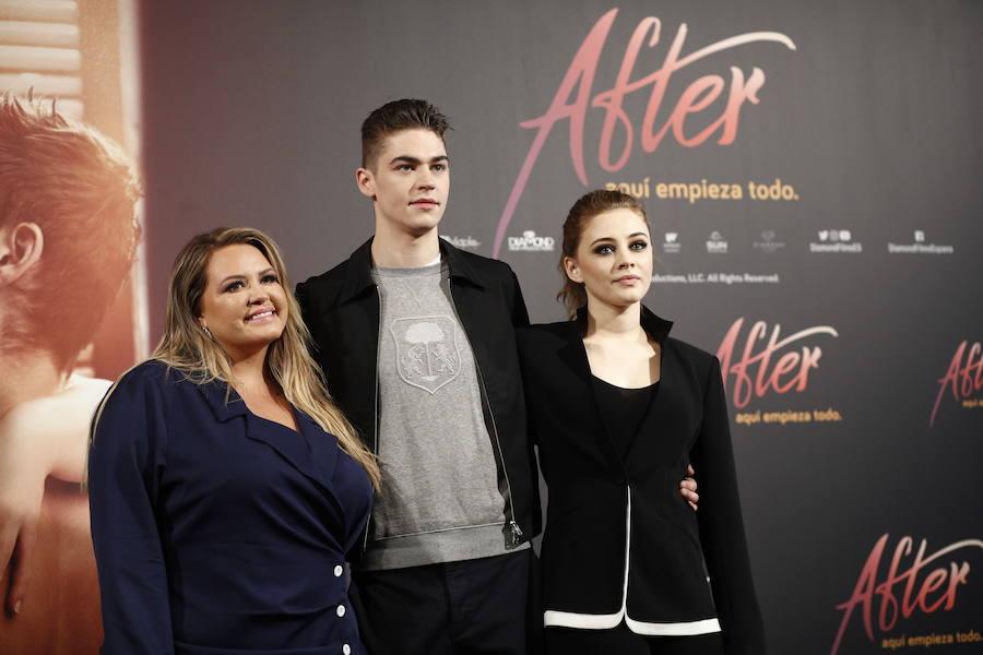 'After', «una relación complicada, no tóxica»