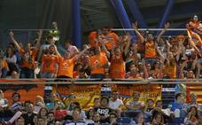 El Valencia Basket ya tiene a 700 aficionados para Berlín