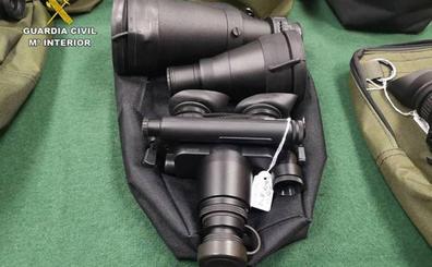 Una banda traficaba con equipos de visión nocturna para armas desde EE UU y Rusia