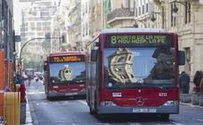 A vueltas con los carriles bus en Valencia