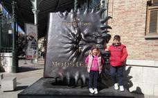 La locura por Harry Potter en Valencia continúa: ¿hasta cuándo estarán las esculturas gigantes?