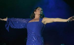Isabel Pantoja, concursante de 'Supervivientes 2019'