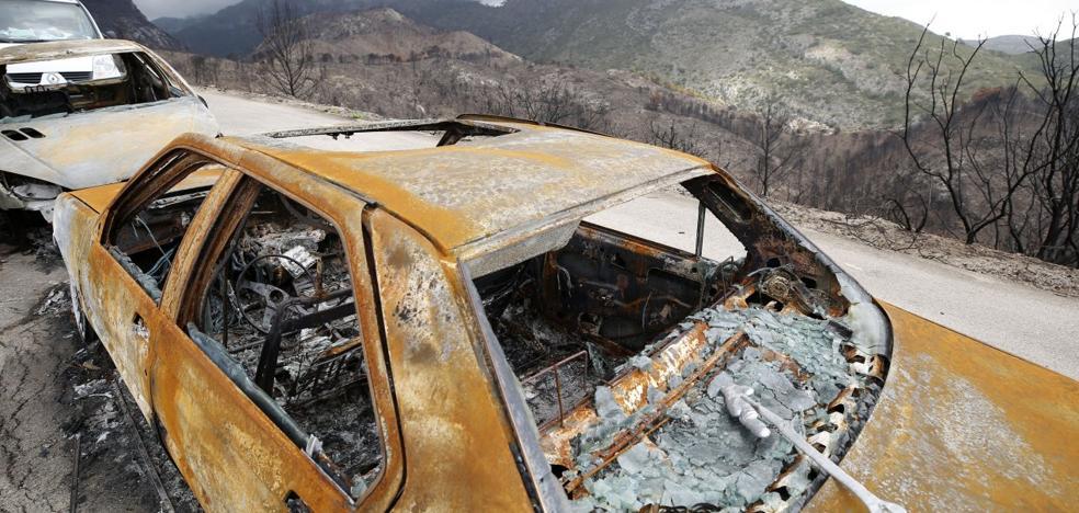 La fiscalía advierte a 53 alcaldes de la Comunitat Valenciana de que no tener plan contra incendios es un delito