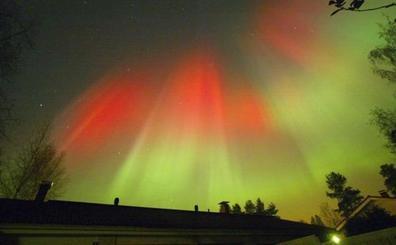 La NASA crea extrañas nubes de colores para rastrear auroras boreales