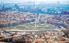 Valencia Parque Central licita por 16,5 millones dos parcelas de 23.000 m2