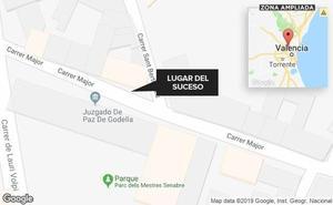 Un detenido por el robo de 19.000 euros por el 'método de la siembra' en Godella