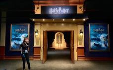 La exposición de Harry Potter, lista para recibir a los valencianos