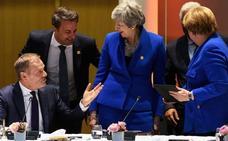 La Unión Europea estira el 'brexit' al 31 de octubre