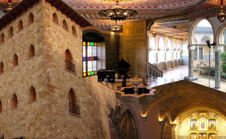 Un recorrido por el Castillo-Palacio de los Condes de Cervellón en Anna (Valencia)