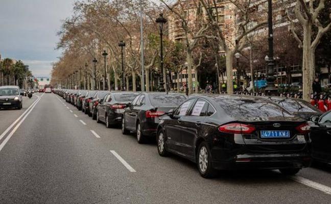 VTC - Taxis: lo que dicen en su programa electoral el PSPV, Compromís, Podemos, el PP, Vox y Ciudadanos en 2019