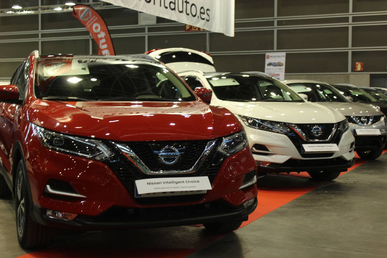 Feria de Vehículos de Ocasión: 1.500 coches a buen precio en Valencia