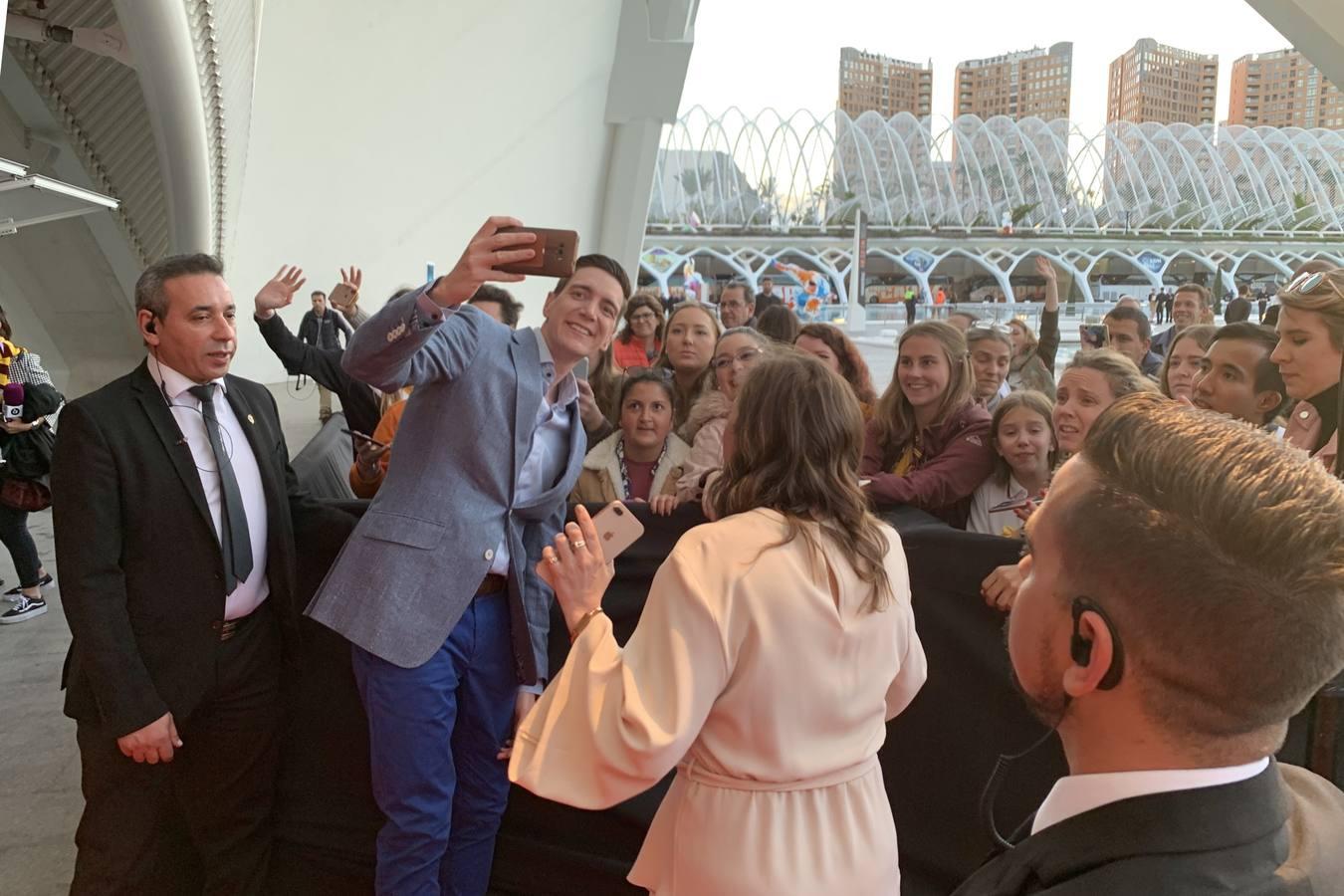 Inauguración oficial de la exposición de Harry Potter en Valencia