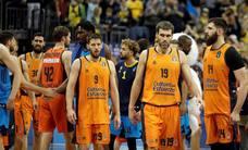El Alba Berlin-Valencia Basket de EuroCup en imágenes