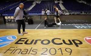 Jaume Ponsarnau, entrenador del Valencia Basket: «Luchar por un título es un día soñado por cualquier entrenador»
