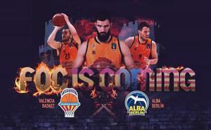 Dónde ver el Valencia Basket - Alba Berlín hoy: horario y televisión de la Final de la Eurocup 2019